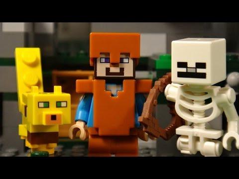 LEGO MINECRAFT - THE JUNGLE TEMPLE - 21132