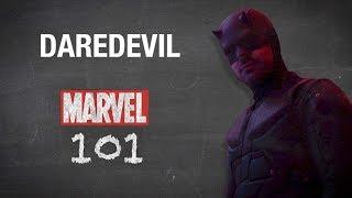 Daredevil -- Marvel 101 LIVE ACTION!