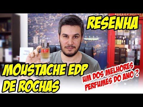 RESENHA MOUSTACHE EDP DE ROCHAS - Um dos Melhores Perfumes do Ano