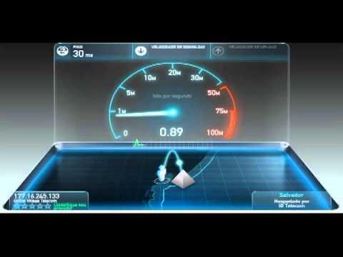Teste Power GVT 35 Mb - FunnyCat.TV