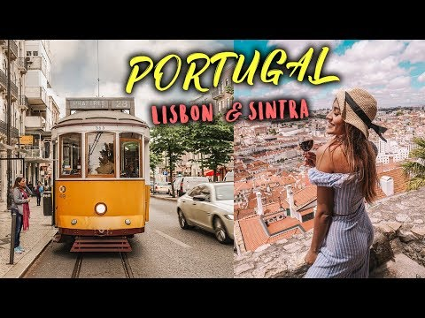 PORTUGAL VLOG - Most photogenic places ever!