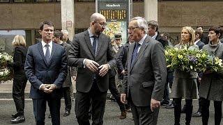 Valls und Juncker wollen besseren Schutz der Grenzen