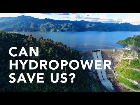 What is hydropower and can it be the renewable energy source that replaces fossil fuels?