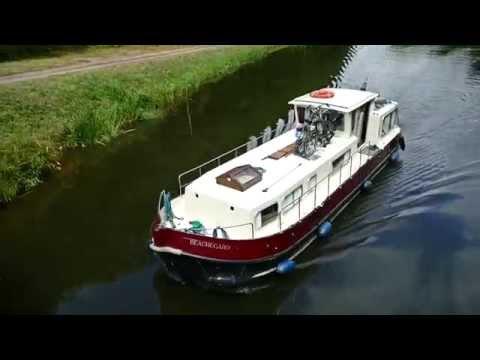 Floating Through Burgundy