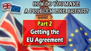 The Brexit Agreement - How Do You Make a Problem Like Brexit? #2