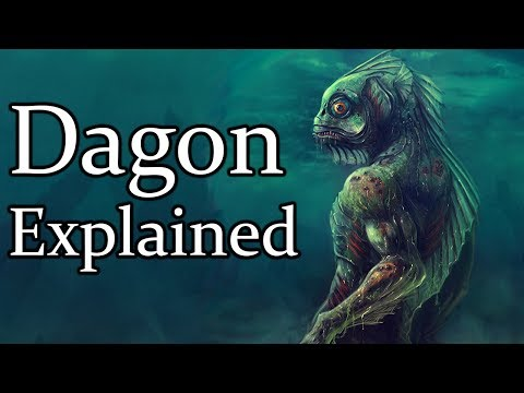 Dagon - (Exploring The Cthulhu Mythos)
