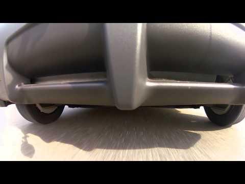 Ford Fiesta eWheelBroll