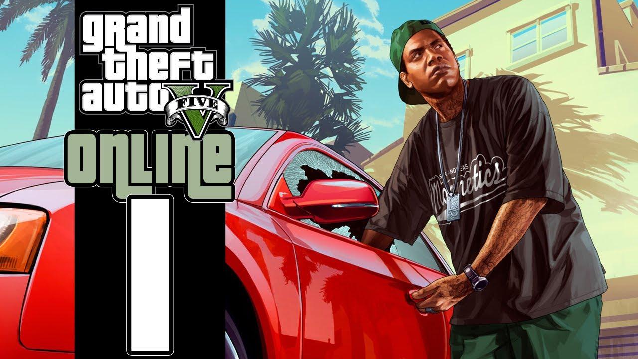 Gta Online Play