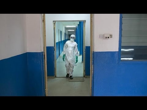 Liberia: 2 boys infected with Ebola responding to Zmapp treatment