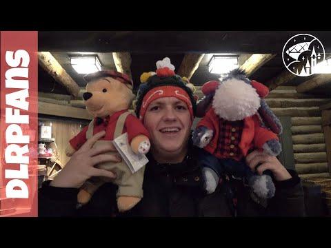 Christmas Shopping Vlog 2017 with Jordi at Disneyland Paris