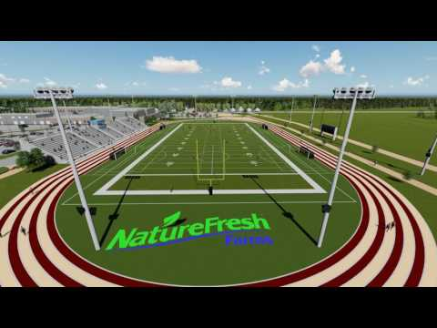 Introducing NatureFresh™ Field At Leamington District Secondary School