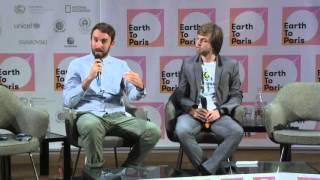 Daniel Price & Erlend Moster Knudsen: Earth to Paris Masterclasses
