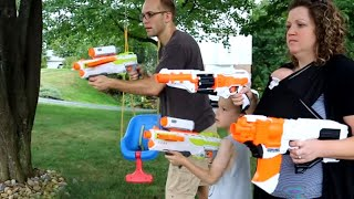 Nerf War:  The Olympics thumbnail