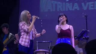 KATRINA VELARDE & EUMEE CAPILE - I'll Never Love Again & Without You Mashup