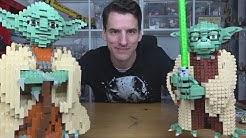 Immer zu zweit sie sind: LEGO® Star Wars UCS 7194 & 75255 Yoda