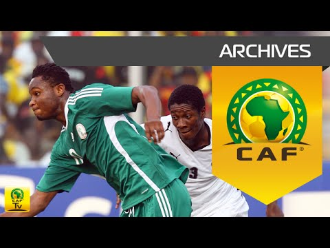 Ghana vs Nigeria (Quarter Final) - Africa Cup of Nations, Ghana 2008