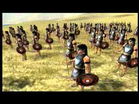 Time Commanders - Battle of Marathon