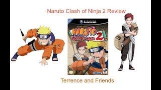Terrence and Friends Reviews #8 Naruto Clash of Ninja 2