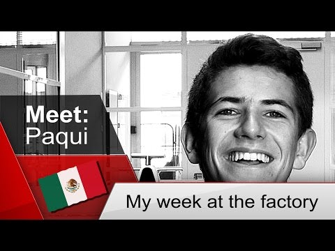 My Week at the Sauber F1 Team Factory in Hinwil, Switzerland