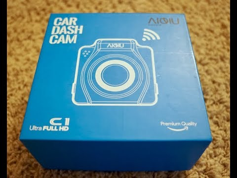 AIQIU Dashcam Review