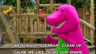 Play Clean Up