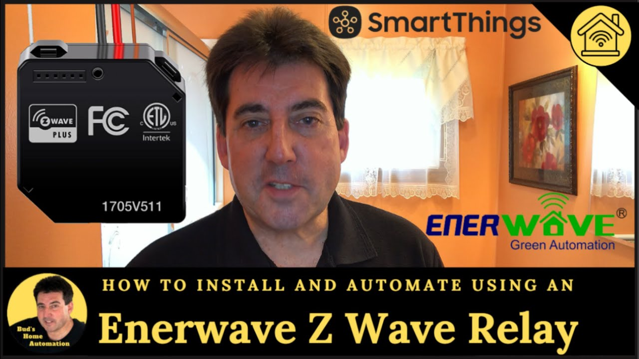 How to Install an Enerwave Z-Wave Plus Relay