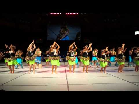 Culture Night (BYU-Hawaii:Cook Island Chapter winter 2015)