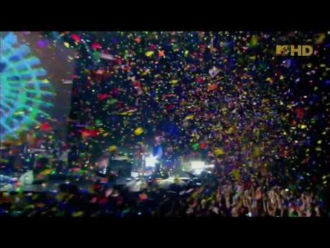 Download Coldplay -  Lovers in Japan  HD 1080p