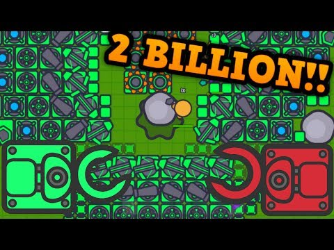 ZOMBS.IO - 2 BILLION WORLD RECORD!! // The Unstoppable Base (Zombs.io Funny Moments)