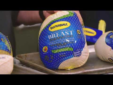 Butterball Turkeys With Chef Tony