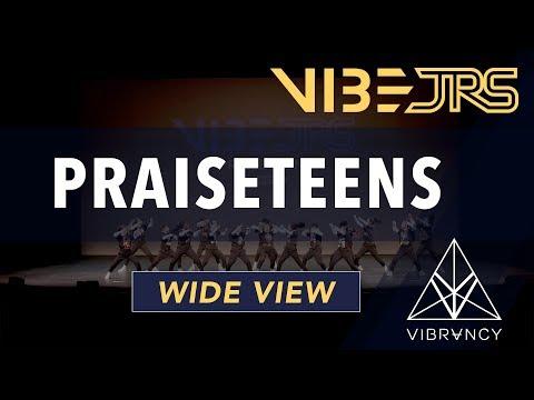 PraiseTEENs   Vibe Jrs 2020 [@VIBRVNCY 4K]