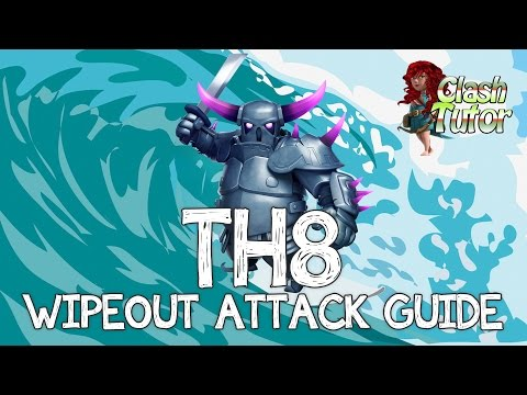 Clash of Clans WiPeOUT Attack Guide - No Go GoWiPe