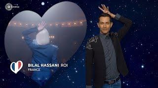Bilal Hassani - Roi | Frankrijk 🇫🇷  | Gebarentaal | ESC19