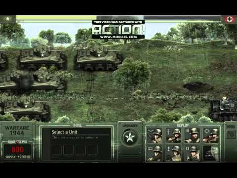 Warfare 1944 Hacked