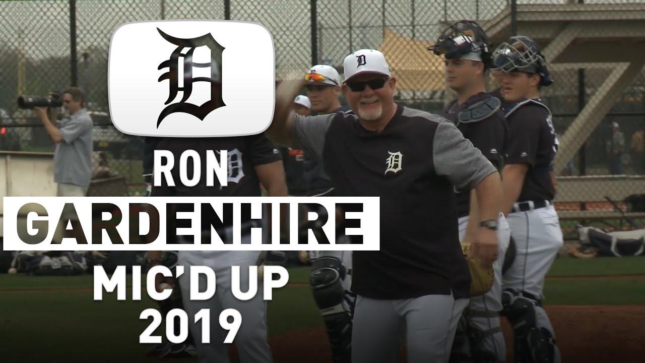 Ron Gardenhire: Mic'd Up 2019