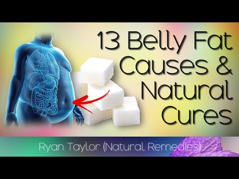 Belly Fat: Causes & Cures