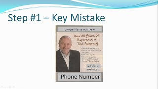 7 Secrets of Highly Successful Attorneys: Free Webinar