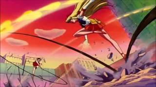 Sailor Moon R - La Gran Batalla de los 10 guerreros.