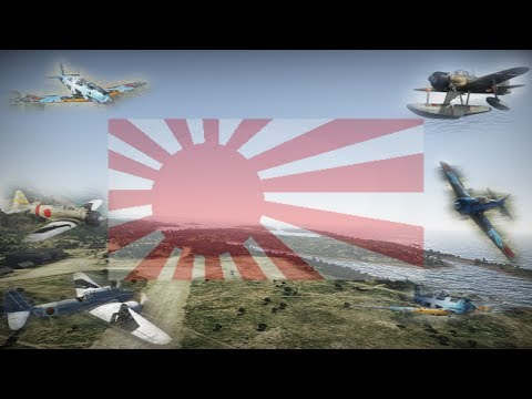 «War Thunder»: Flying with the Imperial Japanese Army Air Service