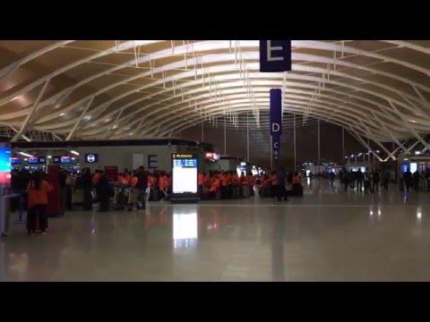 Shanghai Pudong International Airport China