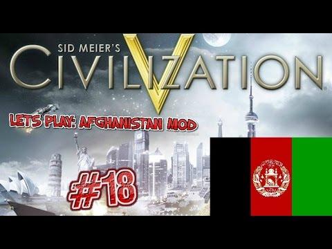CIV V (BNW) AFGHANISTAN TSL MOD #18