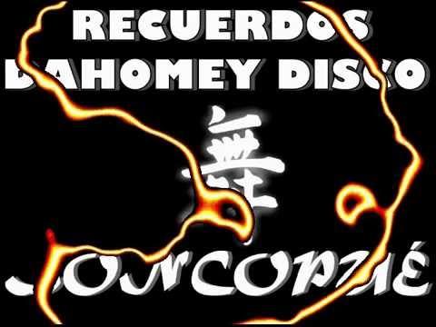 LONCOPUÉ- RECUERDOS DAHOMEY DISCO  LATINOS