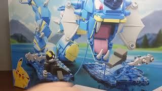 Обзор игрушки Лего Гиродос из Покимон го́