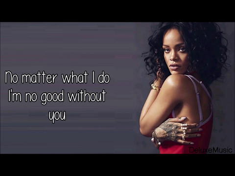 Rihanna - Love On The Brain (lyrics)