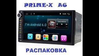 2 din магнитола PRIME-X  A6