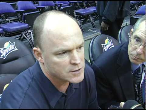 Milwaukee Bucks coach Scott Skiles on Larry Sanders