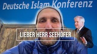 Lieber Herr Seehofer, Assalam-o-Alaikum...