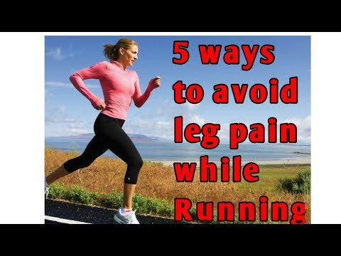 Tips To Avoid Pain While Running