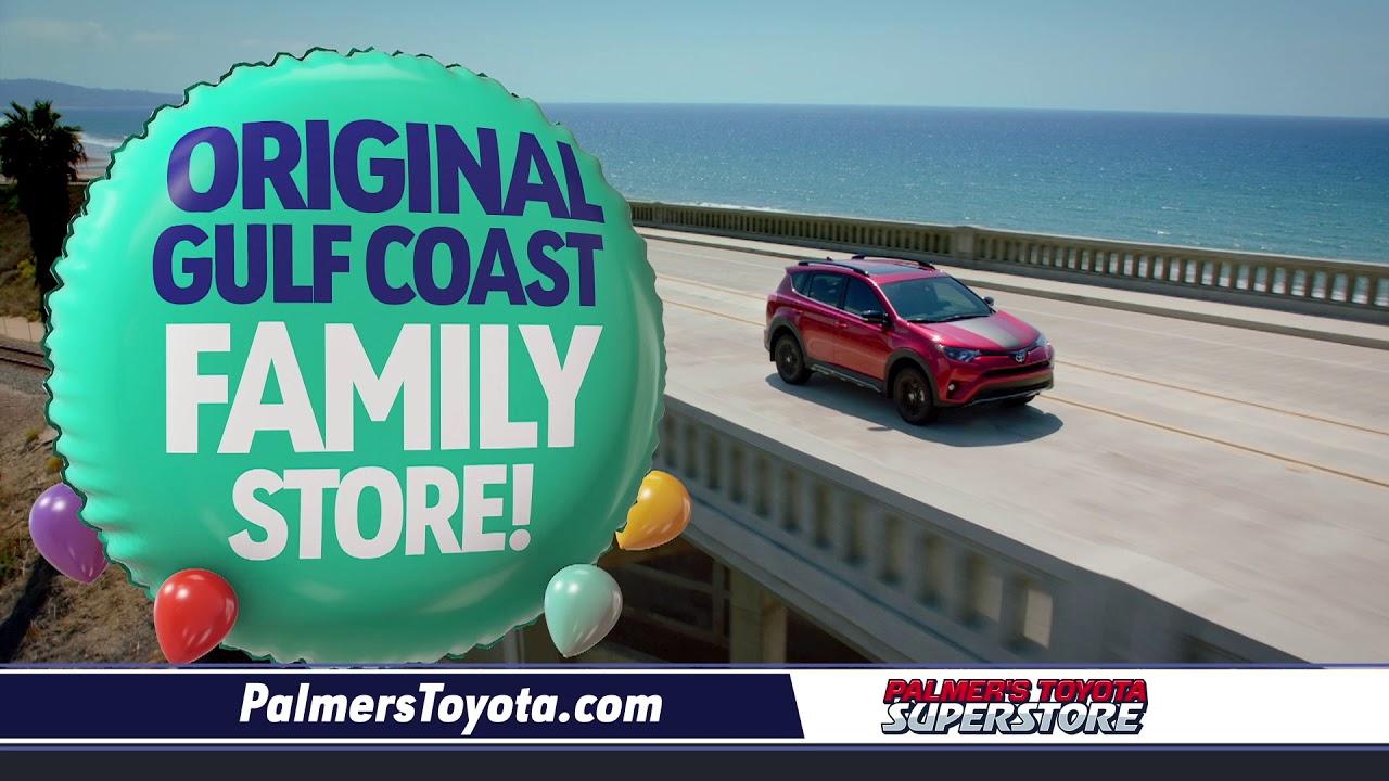 Gulf Coast Toyota >> Palmer S Toyota Original Gulf Coast Family Store