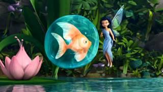 Disney Fairies  1x02 Silvermist El hada del agua